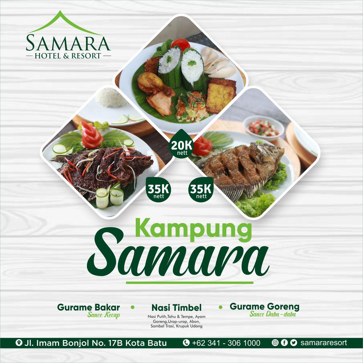 Kampung Samara Feed